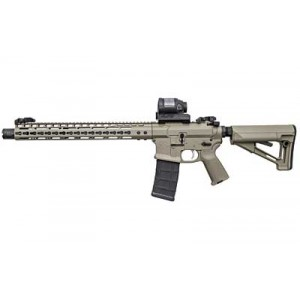 "Noveske Infidel .223 Remington/5.56 NATO 30-Round 16.5"" Semi-Automatic Rifle in Black - G3R-137-556-N"