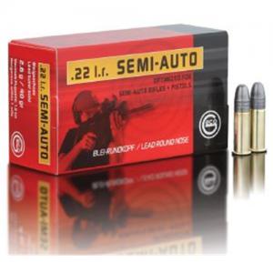 Ruag Ammotec Usa Inc .22 Long Rifle Round Nose, 40.1 Grain (50 Rounds) - 259940050