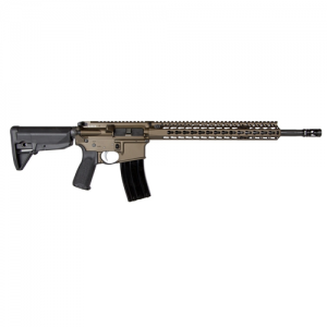 "Bravo Company RECCE-16 KMR-A Tactical Rifle .223 Remington/5.56 NATO 16"" Barrel  (Dark Bronze) 750-790-BRZ"