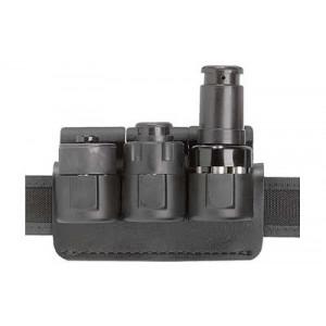Safariland Triple Pouch Triple Pouch in Black Polymer - 333-2-2-175