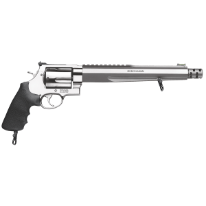 """Smith & Wesson 460 .460 S&W Magnum 5-Shot 7.5"""" Revolver in Stainless Steel (Performance Center) - 11626"""