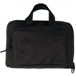 Bulldog Case Company Mini Range Bag Waterproof Range Bag in Black Nylon - BD915