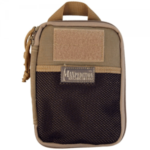 Maxpedition E.D.C. Waterproof Pouch in Khaki - 0246K