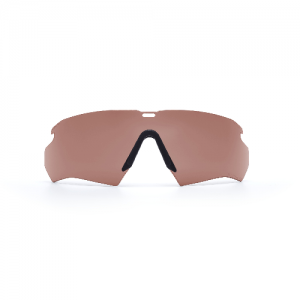 Crossbow Lens Hi-Def Copper - 2.4mm interchangeable lens & nosepiece. ClearZone dual lens coatings maximize scratch resistance on the outside & fog resistance on the inside