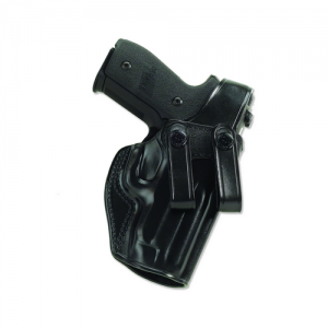 """Galco International SC2 Inside the Pant Right-Hand IWB Holster for Charter Arms Undercover in Black (2"""") - SC2-160B"""