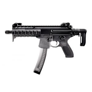 "Sig Sauer MPX 9mm 30-Round 8"" Semi-Automatic Rifle in Black - MPX-9-T-SBR"