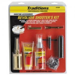 Traditions Black Powder Revolver Starter Kit A5120