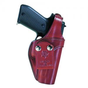 3S Pistol Pocket Holster Gun FIt: 12 / COLT / COMMANDER, OFFICERS ACP 12 / DETONICS / Combat Master .45 12 / KIMBER / ULTRA CARRY II 12 / LLAMA / 945 COMPACT 12 / PARA ORDNANCE / P12, P13 12 / STAR / BKS-BKM, PD Hand: Right Hand - 22616