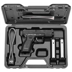 """Springfield XD 9mm 10+1 4"""" Pistol in Black (Essential Package) - XD9101"""