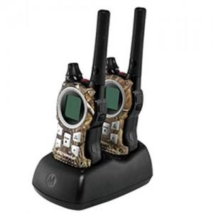 Motorola Realtree AP HD 2 Way Radio with 35 Mile Range MR355R