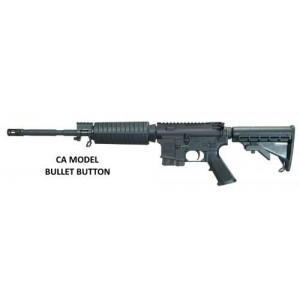 "Windham Weaponry R16FTT-CA-308 .308 Winchester 10-Round 16.5"" Semi-Automatic Rifle in Matte Black - R16FTT-CA-308"