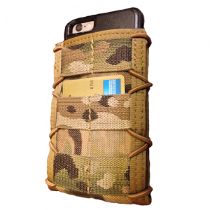 iTACO Phone Wallet Color: MultiCam