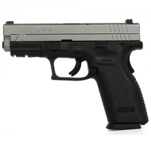 "Springfield XD Service 9mm 16+1 4"" Pistol in BiTone - XD9311HCSP06"