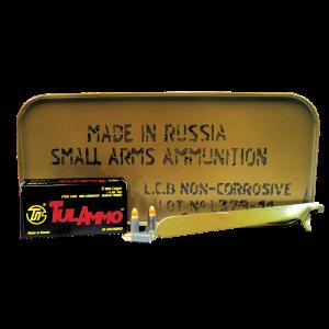 TulAmmo 9mm Full Metal Jacket, 115 Grain (900 Rounds) - TA919151