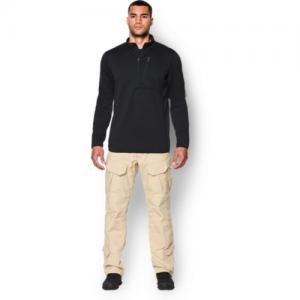 Under Armour Tactical ColdGear Infrared Men's 1/4 Zip Jacket in Black - Medium