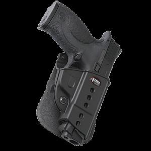 Fobus USA Evolution Right-Hand Multi Holster for Heckler & Koch USP .45 in Black - HK2