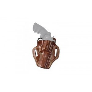 """Galco International Combat Master Right-Hand Belt Holster for Smith & Wesson 686 in Tan (4"""") - CM104"""