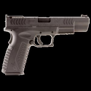 "Springfield XDM .45 ACP 13+1 5.25"" Pistol in Black Polymer - XDM952545BHC"