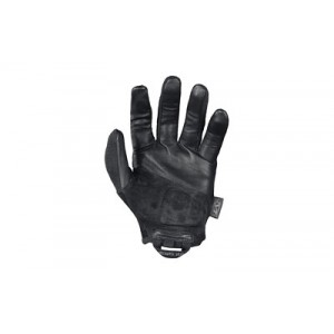 Mechanix Wear Tactical Specialty Breacher Gloves, Fire Resistant, Covert Black, Leather, Medium Tsbr-55-009