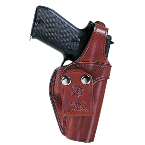 "Bianchi 13769 3S Pistol Pocket 2.5-3"" Barrel S&W 13/15/19 Similar K Frame Leather Tan - 13769"