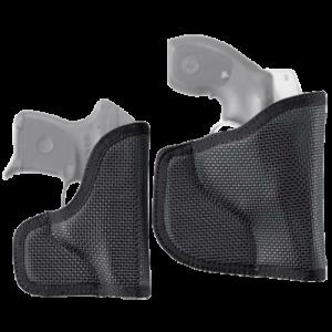 "Desantis Gunhide Nemesis Right-Hand Pocket  Holster for Taurus 85, 850Cia, 85Ch in Black (2"") - N38BJO2Z0"
