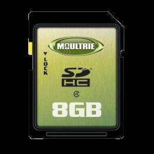 Moultrie MFHSD8GB SD Memory Card 8GB