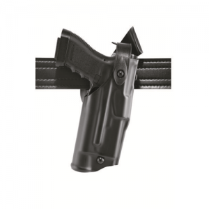 Safariland 6360 ALS Level II Right-Hand Belt Holster for Sig Sauer P320 in Black Basketweave (W/ ITI M3) - 6360-4502-81