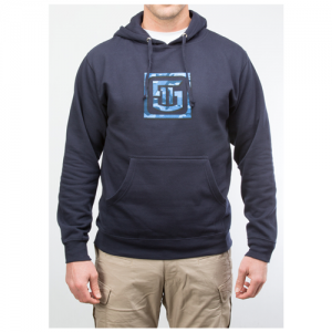 5.11 Tactical Lock Up Men's Pullover Hoodie in Pacific Navy - Large