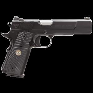 "Wilson Combat Ultralight .45 ACP 8+1 5"" Pistol in Aluminum Alloy (Carry) - ULCFS45"