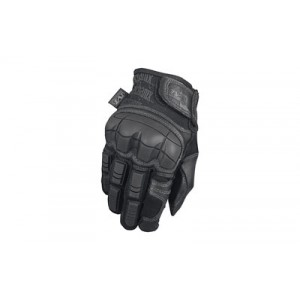 Mechanix Wear Tactical Specialty Breacher Gloves, Fire Resistant, Covert Black, Leather, Extra Large Tsbr-55-011