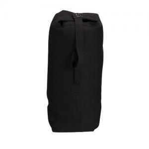 5ive Star Gear Top Load Duffel Backpack in Black - 6257000