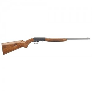 """Browning Grade I & VI .22 Long Rifle 12-Round 19.25"""" Semi-Automatic Rifle in Blued - 21001102"""