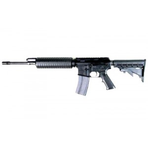 "Adams Arms M4 .223 Remington/5.56 NATO 30-Round 16"" Semi-Automatic Rifle in Black - RA-16-M-B-556"