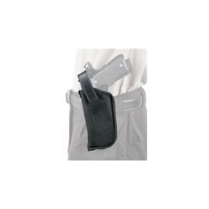 Nylon Hip Holster W/ Thumb Break Gun Fit: Medium Frame Autos (3 -4  bbl) Hand: Left - 40HT01BK-L