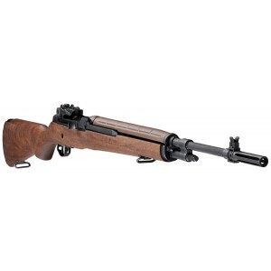 "Springfield M1A Standard .308 Winchester 10-Round 22"" Semi-Automatic Rifle in Blued - MA9102"