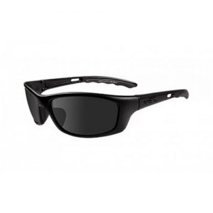 POLARIZED SMOKE GRN/GLOSS BLCK