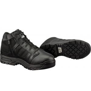 Metro Air 5  WP Side-Zip Men's Black Size: 10 Width: Wide