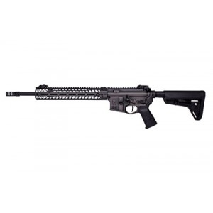 "Spike's Tactical Spartan .223 Remington/5.56 NATO 30-Round 16"" Semi-Automatic Rifle in NiB Battleworn - STR5570-M2R"