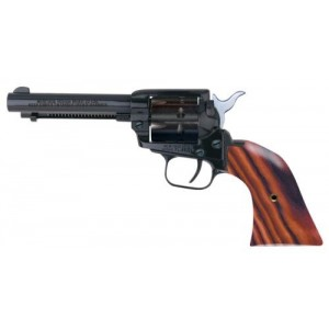 """Heritage Rough Rider Small Bore .22 Long Rifle 6-Shot 4.75"""" Revolver in Blued - RR22B4"""
