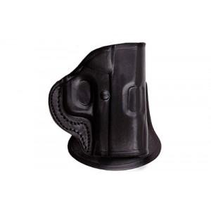 Tagua Pk5 Back Pocket Holster, Fits S&w Bodyguard .380, Right Hand, Black Pk5-020 - PK5-020