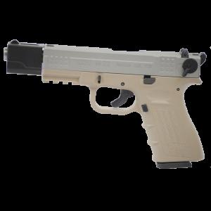 """ISSC/LSI M22 Target.22 Long Rifle 10+1 5.5"""" Pistol in Desert Tan - 111012"""