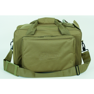 Voodoo Two-In-One Full Size Range Bag Range Bag in Coyote - 15-787107000