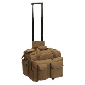 Wheeled Scorpion Range Bag Color: Black