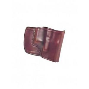 Don Hume Jit Slide Holster, Fits Hk/p7/m8, Right Hand, Black Leather J943800r - J943800R