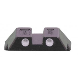 Glock Fixed Rear Sight 6.5mm for Glock Models 17,19,22,23,24,26,27,31,32,33,34,35,37,38,39 NR17G24