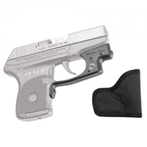 Crimson Trace LaserGuard Laser and Holster for the Ruger LCP LG431H