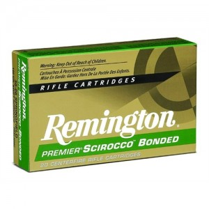 Remington Premier .30-06 Springfield Swift Scirocco Bonded, 180 Grain (20 Rounds) - PRSC3006B