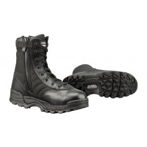 Classic 9  Side Zip Mens Size: 10 Color: Black Width: Wide