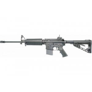 "Colt AR6720 .223 Remington/5.56 NATO 20-Round 16.1"" Semi-Automatic Rifle in Black - AR6720"