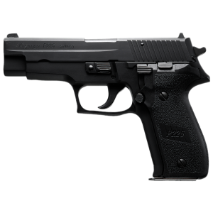 "Pre-Owned Sig Sauer P226 Full Size .40 S&W 12+1 4.4"" Pistol in Black Nitron (Decocker) - UDE22640B1"